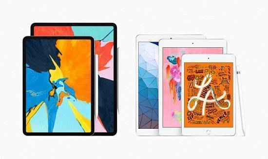 2 новинки от Apple: iPad mini 5 и iPad Air (2019)